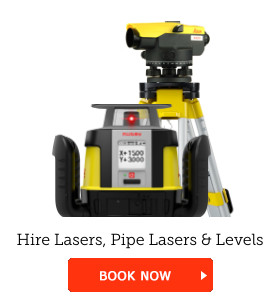Hire Lasers & Levels 280x300
