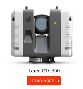 Hire Leica RTC360 Laser Scanner