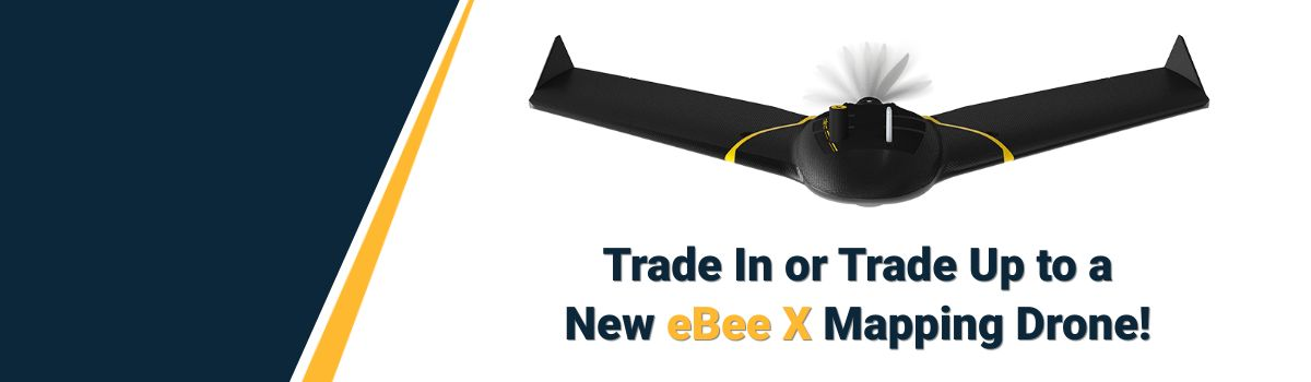 eBee X Trade In  Trade up